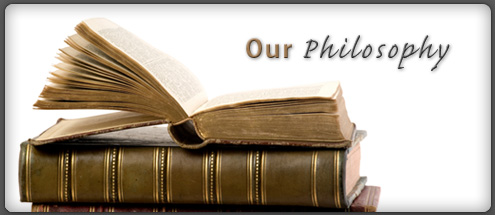 Our Web Site Design Philosophy